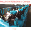 50L Direct-driven Air Compressor Production Line