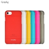 Brushed Series Design TPU Gel Matte Surface Back Covers Non Slip Grip for iPhone8 Plus