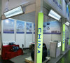 Our company took part in the Hannover Industry Expo in Germany, expand the international market.