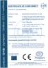 CE Certificate for fcu thermostat