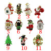 Christmas Gift USB Flash Drive 4GB 8GB 16GB 32GB Santa Claus / House / Tree USB Flash Drive USB Memo