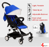foldable Kid stroller with aluminum alloy fram