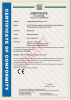 LVD Certificate Of Solar Power System