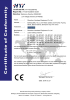 CE certificate of laser marking machine
