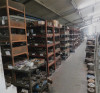 spare parts stock room