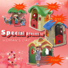 Special Gift For Woman's Day Get Your Kids Play Game House Freely!