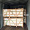 Granite slab packing