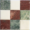 Special Design Mixed Color Marble Moasic (FYSL372)
