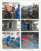 Advanced manufacture line for belt cleaner