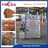 High Efficiency Electric and Steam Type Fish Smoking Oven