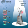 With 3 handles Cryo Beauty machine slimming machine ETG50-3S