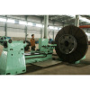 Conveyor pulley processing