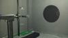 Light distribution curve tester room