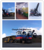 a&S mining wear parts equipped on TZ WK-20 electric shovels, using at Polyus Gold mines in Russia
