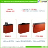CSPOWER FT series front access telecom battery upto 12V200Ah