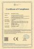 CE Certificate of led flood light