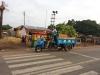 WAW three wheel truck in Africa