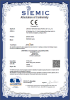 CE certificate of ENB/MNB series