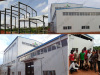 Steel Structure Prefabricated Workshop for Rice Processing in Nigeria