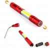 COB LED Flexible Magnetic Telescopic Pickup Flashlight