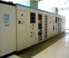 2*1250kva transformer power distribution room in sludge treatment plant