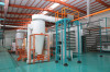 DEHOO Electrostatic Powder Coating Line Gema Switzerland