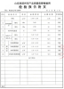 Test Report of the Rigid PVC Sheet