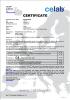 Isolator CE certificate