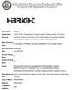 HBE American Trademark registration certificate