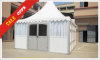 5x5M Pagoda Tent with Sandwich Wall