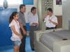 Peru customer's visit