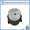 Single Jet Dry Type Plastic ISO4064 80mm length Water Meter