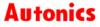 Our Supplier: Autonics