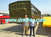 Nigeria Clients Purchasing semi trailer
