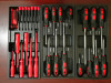 Screwdriver tool set in Blister Tray Packing