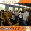 Nigeria clients visit Carter EBZ35 roadheader