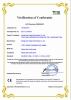 18W CE/LVD Certification