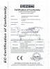 CE certificate of 512