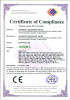 Highbright Shopping Trolley Certificate