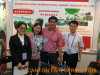 HAWK TIRE atttend CANTON FAIR 2015