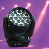19*15W zoom led stage moving head beam wash light