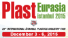 Coming up- 2015 PlastEurasia, Istanbul, Turkey!
