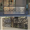 Laser Cut Screen for Wall Cladding