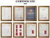 product test &certificate