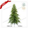 120cm-300cm PE Customized Christmas Tree Christmas Tree Ornament for Christmas
