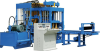 Full Automatic Concrete Block Making Machine Qt8-15