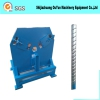 Threaded pipe machine wrought iron machine