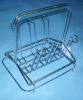Metal Wire Rack Chromed