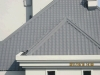 Traditional Colored Aluminum Roof system