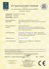 CE certificate of Hydraulic shearing machine